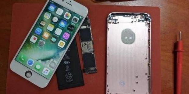 Kendi iPhone'nu yapmak için Çin'e gitti - Page 3