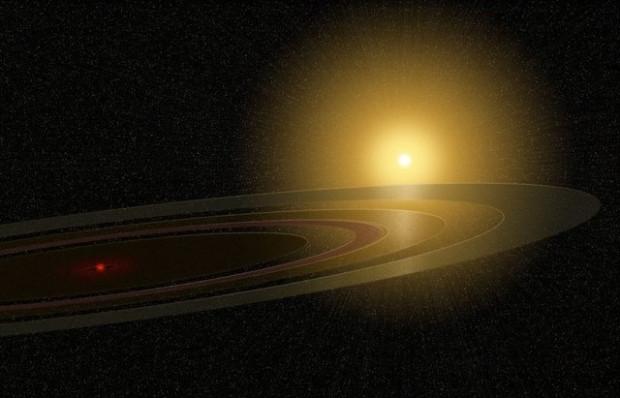 Kepler, Dünya'dan 117 ışık yılı ötede 'antik' bir yıldız sistemi buldu - Page 1