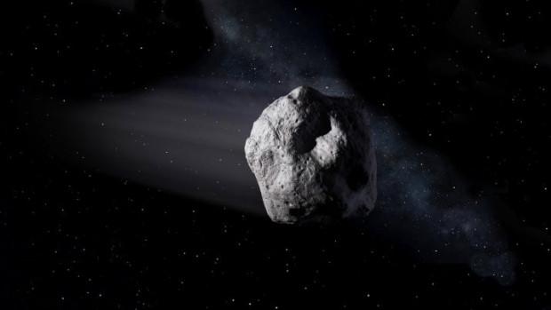Keşfedilen ilk yıldızlararası gök cismi Oumuamua - Page 4