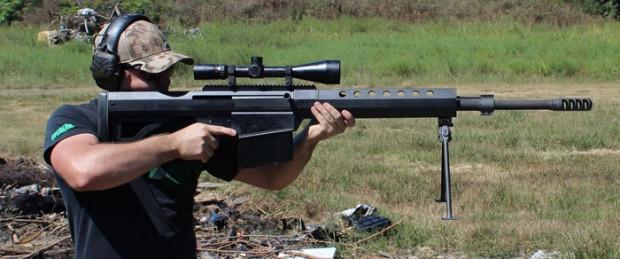 Keskin nişancı silahı Zagros (BFG-50A)'un özellikleri - Page 3