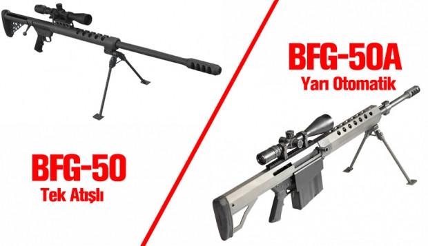 Keskin nişancı silahı Zagros (BFG-50A)'un özellikleri - Page 4