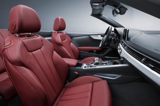 Keskin tasarımıyla Audi A5 Cabriolet - Page 2