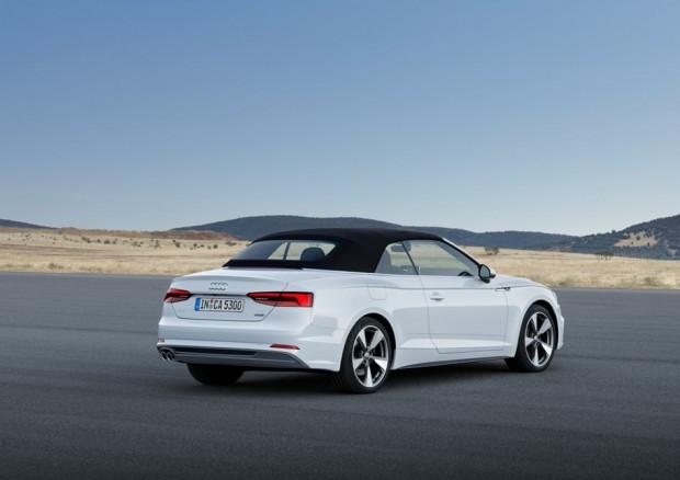 Keskin tasarımıyla Audi A5 Cabriolet - Page 4