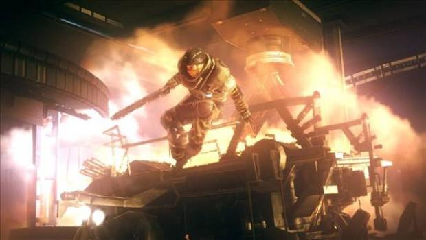 Killzone mercenary - Page 1