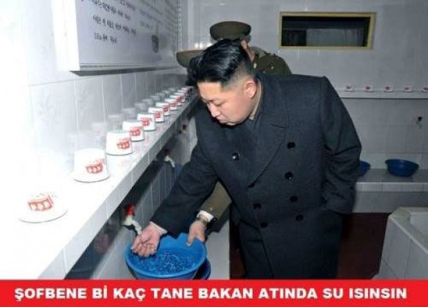 Kim Jong-Un'un en komik capsleri - Page 2