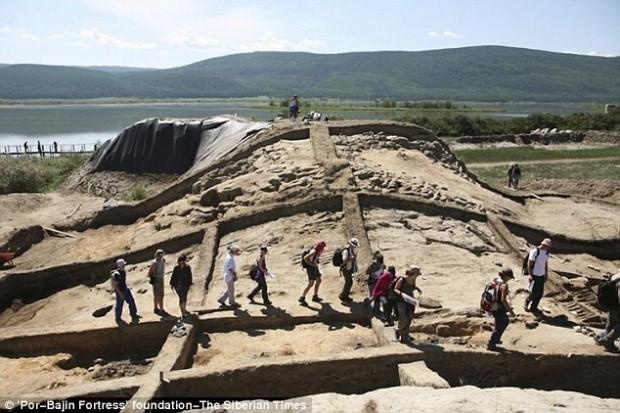 Kimse bu 1300 yıllık yapının neden yapıldığını bilmiyor! - Page 3