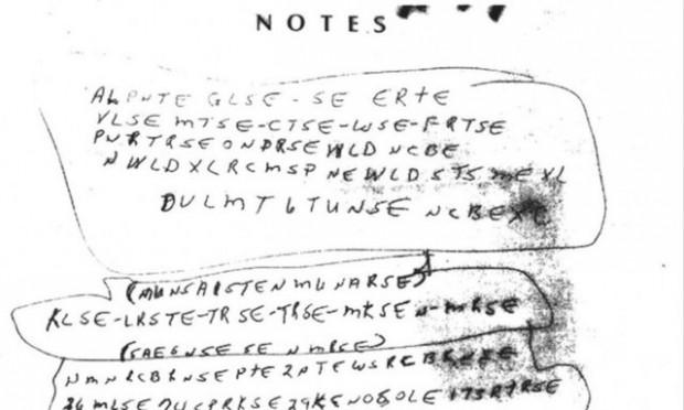 Kimse tarafından çözülemeyen şifreler! - Page 2