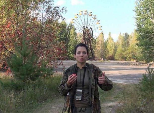 Kimsenin giremediği Çernobil santraline girdi - Page 2