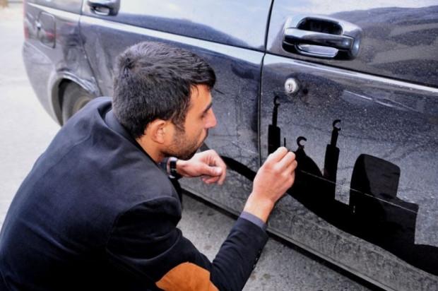 Kirli arabalara muhteşem çözüm! - Page 2
