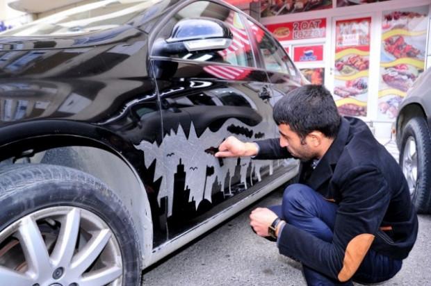 Kirli arabalara muhteşem çözüm! - Page 3