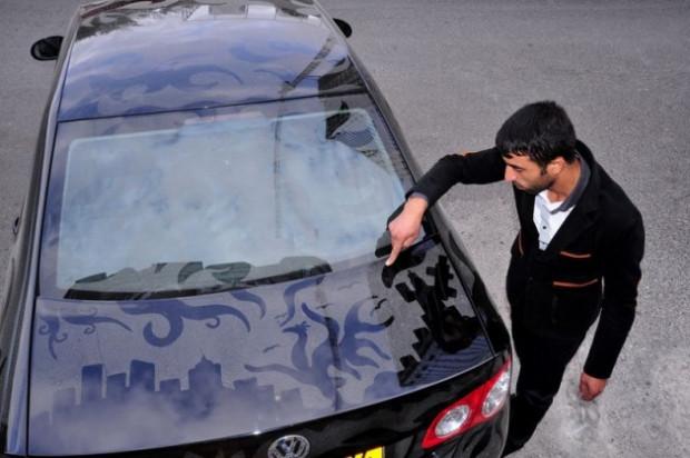 Kirli arabalara muhteşem çözüm! - Page 4