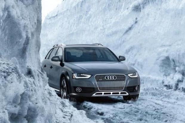 Kış şartlarına uygun otomobiller! - Page 1