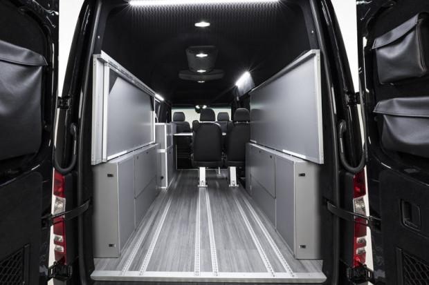 Macera arayanlara Mercedes Sprinter Vansports Camper - Page 1