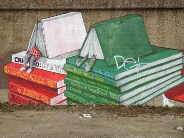 Kitaplar mimari ile birleşti! - Page 2