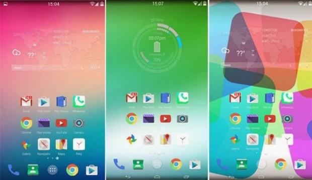 KitKat'ta olmayıp, Android 5.0 Lollipop'ta olan özellikler - Page 3