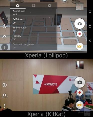 KitKat'ta ve Lollipop'da Sony Xperia farkı - Page 2