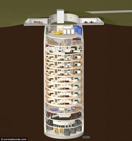 Kıyamet rezidansı, 3 milyon dolara alıcı buldu - Page 3