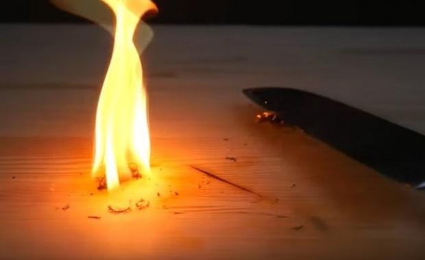 Kızgın bıçakla nesneleri kesti - Page 3