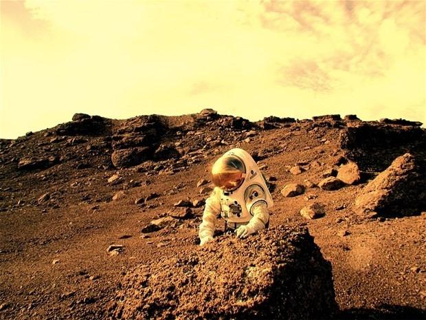 Kızıl gezegenin ilginç sırları - Page 4