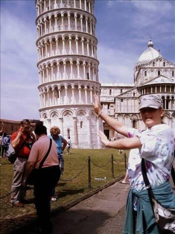 Klasik turist pozları bıktırdı - Page 1