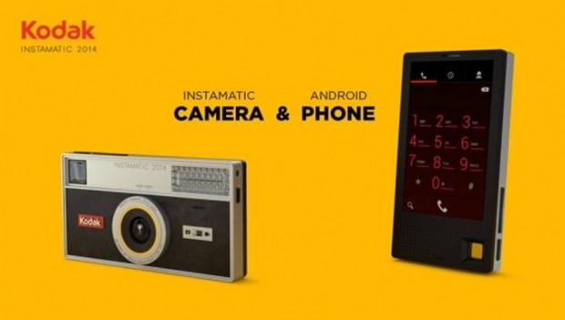 Kodak ilk akıllı telefonunu üretti! - Page 1