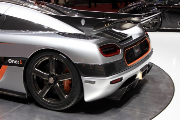Koenigsegg One 1, 420 km hıza ulaşan Bugatti Veyron'u geride bıraktı - Page 3