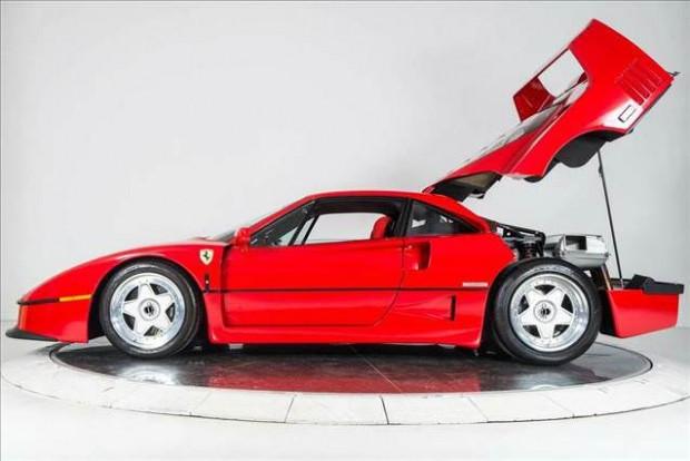 Koleksiyoncuların peşinde olduğu Ferrari - Page 1