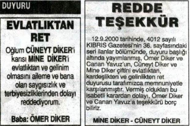 Komik gazete manşetleri ve ilanları - Page 3