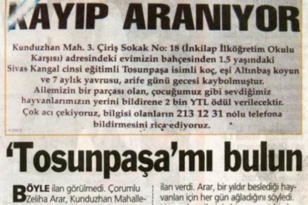 Komik gazete manşetleri ve ilanları - Page 4