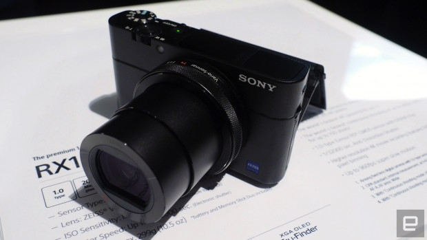 Kompakt makinelerin en iyisi Sony RX100 V - Page 1