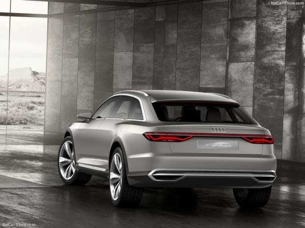 Konforun yeni adı Audi Allroad Prologue konsept - Page 1