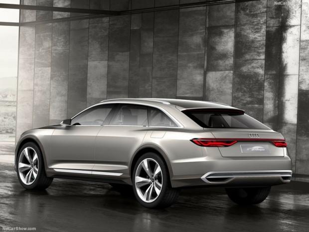 Konforun yeni adı Audi Allroad Prologue konsept - Page 2