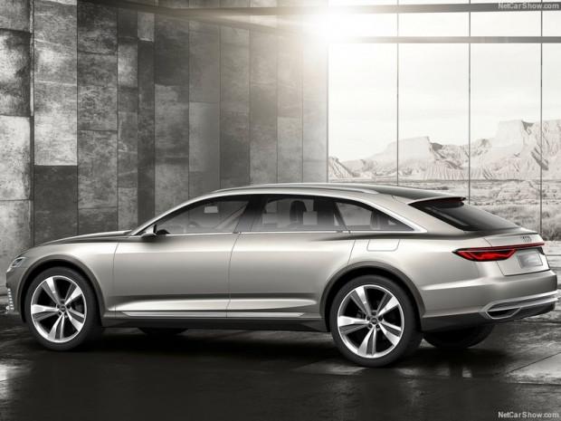 Konforun yeni adı Audi Allroad Prologue konsept - Page 3