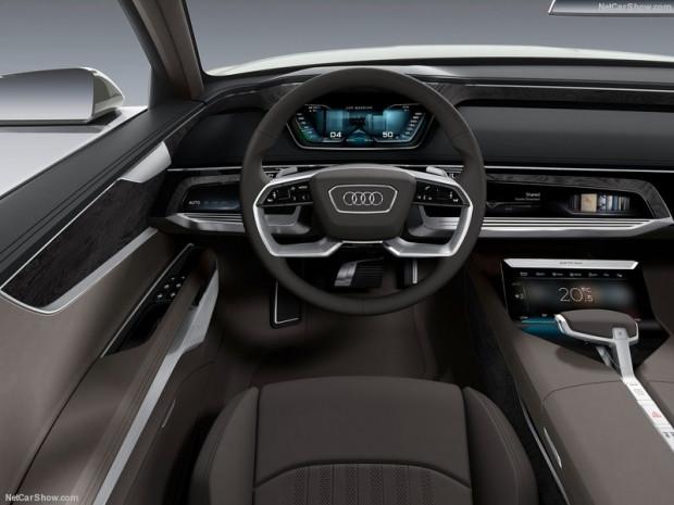 Konforun yeni adı Audi Allroad Prologue konsept - Page 4
