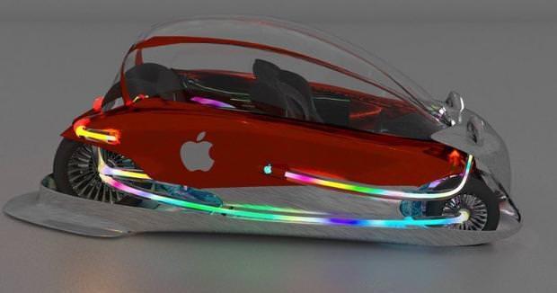 Konsept Apple iCar çizimleri! - Page 4