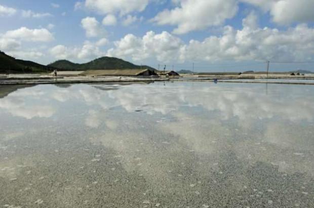 Koreliler deniz tuzunu böyle üretiyor - Page 1