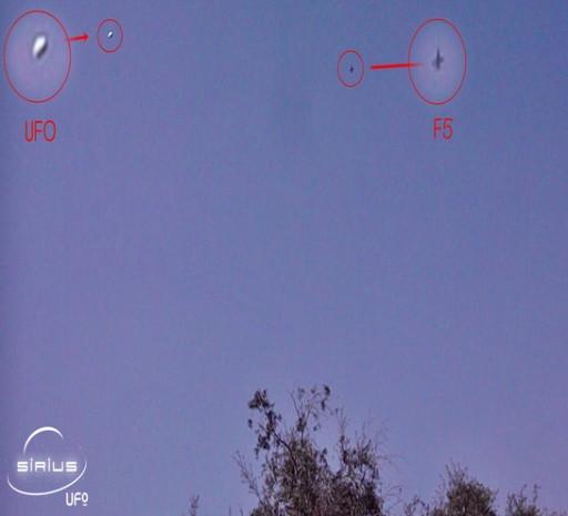 Köylü değil bu sefer F-5 savaş uçağı, UFO kovaladı! - Page 2
