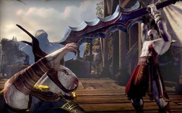 Kratos bir kez daha karşımızda - Page 1