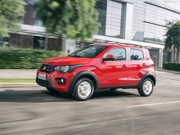 Küçük ama konforlu Fiat Mobi  2017 - Page 4