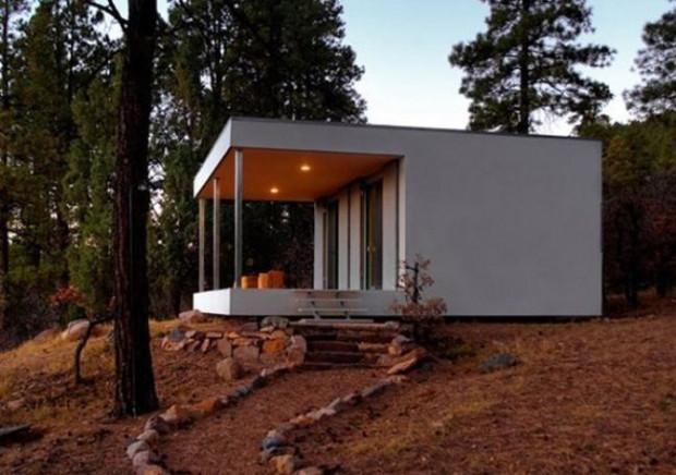 Küçük ama tasarım harikası evler - Page 1