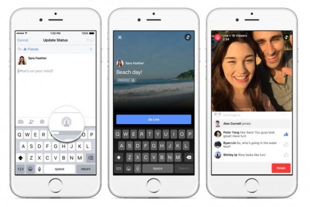 Kullanıcılar Facebook üzerinden 24 saat canlı yayın yapabilecek - Page 2