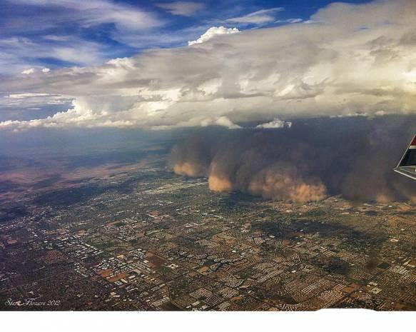 Kum fırtınalarının dehşet veren görüntüleri - Page 1