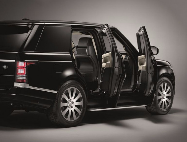 Kurşun geçirmez Range Rover Sentinel - Page 3