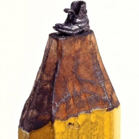 Kurşun kalem heykeller görenleri şaşırtıyor - Page 1