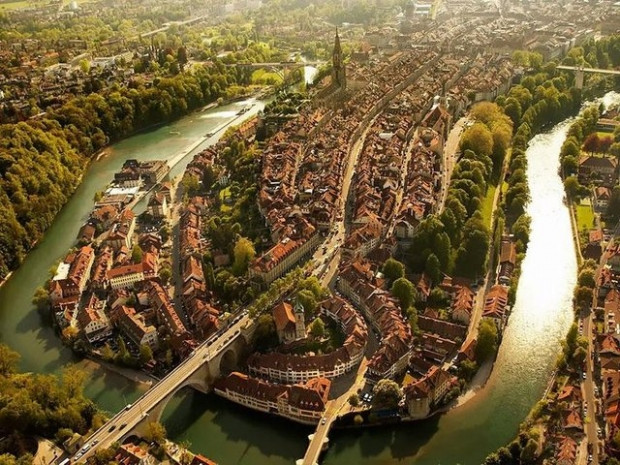 Kuşbakışı dünyanın en güzel şehirleri - Page 3