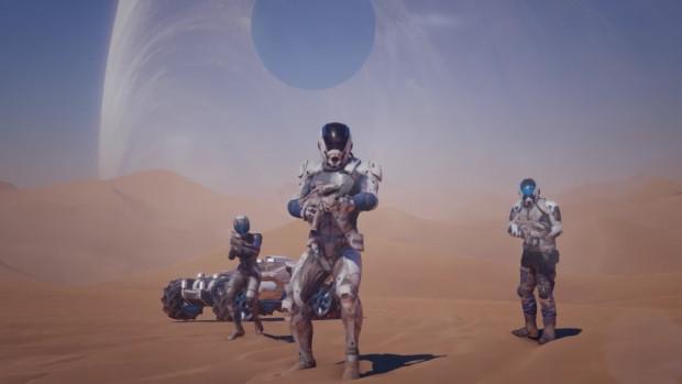 Mass Effect nasıl görünüyor? - Page 2