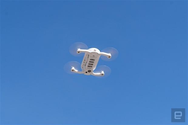 Kusursuz Selfie için Dobby selfie-drone - Page 1