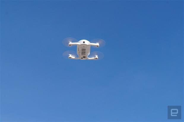 Kusursuz Selfie için Dobby selfie-drone - Page 3