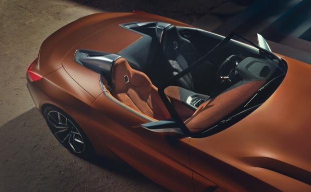 Kusursuz tasarımıyla BMW, Concept Z4 Roadster - Page 1