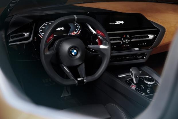Kusursuz tasarımıyla BMW, Concept Z4 Roadster - Page 2